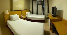 ALUGO FLAT MOBILIADO HOTEL COMFORT