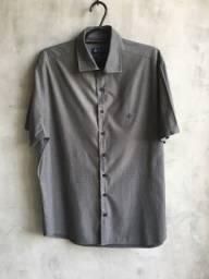 Camisa Dudalina manga curta