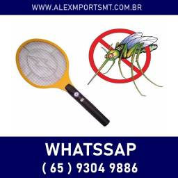 Raquete Elétrica Para Mosquito e Pernilongos