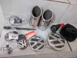 Combo de acessórios Volkswagen (Tudo Novo)