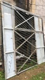 Portão 2,51 x 2,51
