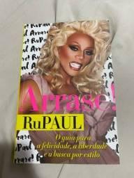 Livro Rupaul
