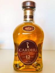 Whisky Cardhu 12 anos - Single Malt 1L