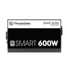Fonte 600w Tt Smart Atx2.3 A-pfc80+white Ps-spd-0600npcwbz-w