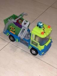 Caminhão de Entulho Trash Pack
