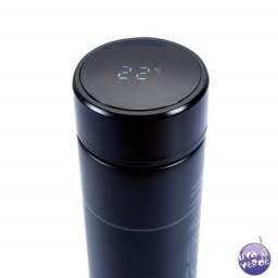 Garrafa Térmica com Sensor de Temperatura