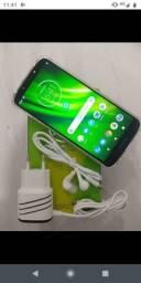 Motorola Moto G6 Play de 32 Gb Com Biometria Na Cor Azul Na Caixa Completo Novinho...
