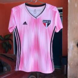 Camisa São Paulo feminina