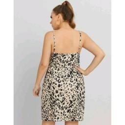 Vestido Plus size G1 / Entrega SOMENTE VIA CORREIOS