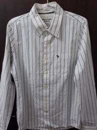 Camisa Social/Casual - Abercrombie