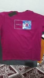 Camisetas novas