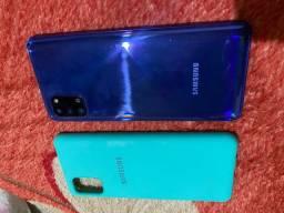 Samsung  galáxy a31 com apenas dois meses de uso