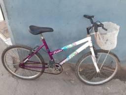 Bicicleta aro 24 bonita