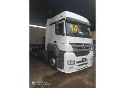 Caminhão mb 2644 6x4 tracado canelinha
