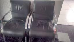 Cadeiras de espera urgente