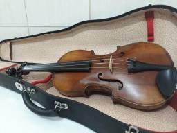 """Violino Alemão 4/4 Antigo Hope. """"Holocausto"""""""
