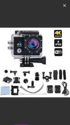 Câmera Cam Go Sports Pro Hd 1080p Prova D'agua