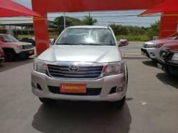 Toyota Hilux CD 4 X 4 SRV MOD. 2013 - 2012