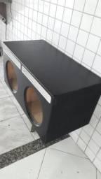 Caixa de alto falante de 12 matador ou bravox uxp