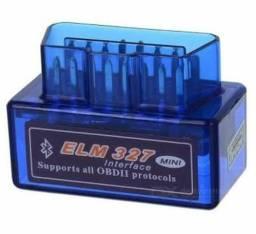Scanner elm327 bluetooth automotivo obd2
