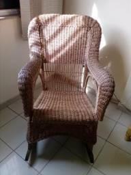 Vendo cadeiras de balanços sem nenhuma avaria