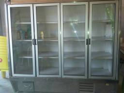 Freezer para supermercados e bar