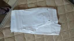 Calça jeans branca 38/40