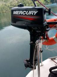 Motor popa Mercury 5 hp