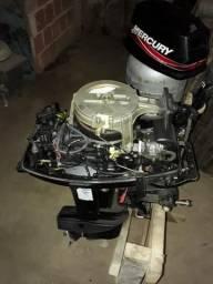Vendo ou troco motor de 15 por un de 8 ou de 5 - 2011