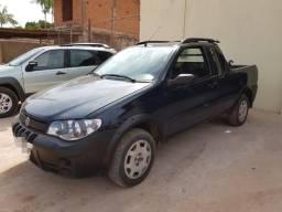 Fiat Strada cabine estendida - 2008