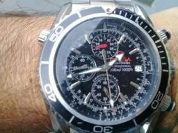f82c66b6948 Relógio ômega ferradura Seamaster 300m