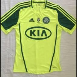 e71a5476aa Lote camisetas do Palmeiras
