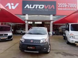 FIAT UNO 2013/2014 1.0 EVO WAY 8V FLEX 4P MANUAL - 2014