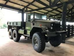 Caminhão REO Militar 6x6 1967