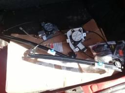 Kit vidro elétrico dianteiro Clio 4 portas