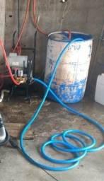 Lavadora Alta pressão/ vap lava rápido
