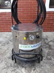Máquina de lavar a vapor