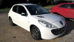 Vendo Peugeot 207 1.4XR, 2011, branco, Completo - Lindo! - 2011