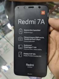 Redmi 7A Desbloqueio facial Octa-Core. Novo Lacrado garantia e entrega imediata
