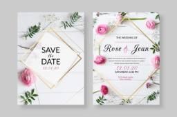 Convite digital barato