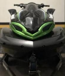 Jet Ski Kawasaki Ultra 300 X - Com Carreta 2014 - 2014