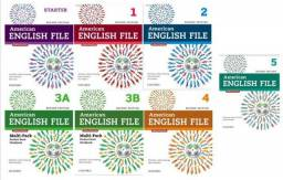 Livro Inglês - American English File