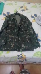 Jaco camuflado do Exército