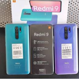 Xiaomi Redmi 9 64GB/ 4 Ram Loja Fisica Versão Global + Garantia