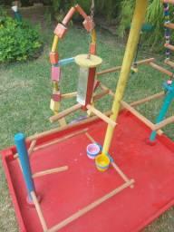 Parque - playground - calopsita