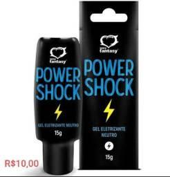 Lubrificante Power shock