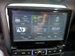 Rádio com tela