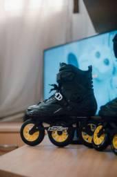Patins IS Urban 3 rodas 110mm