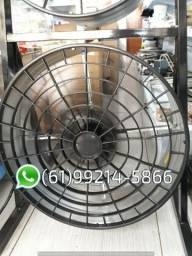 Exaustor Industrial Axial 50 cm Ventisol comprar usado  Brasília