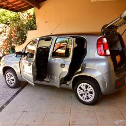 Fiat uno vivace 2013 com GNV